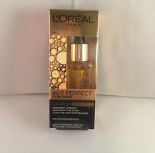 1x Loreal L'Oréal Age Perfect Öl Richesse Gesichts Öl Anti-Age Creme Neu Ovp