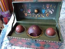 harry potter collectible quidditch set trunk