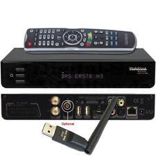 ► Medialink Black Panther 1x Card 1x CI PLUS COMBO DVB S2 HD LAN USB + WiFi