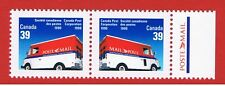 Canada  1272-1273  MNH OG  Mail Truck Pair  Free S/H