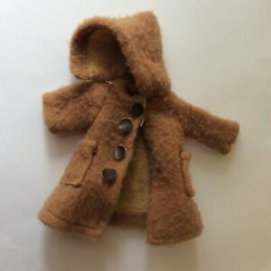 Attractive Faerie Glen Duffle Coat vintage doll clothes for fashion doll