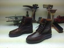 CLASSIC COLE HAAN BROWN LACE UP BOOTS SIZE 7 D