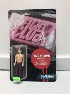 Fight Club - Tyler Durden Shirtless ReAction Figure Fig - FunKo