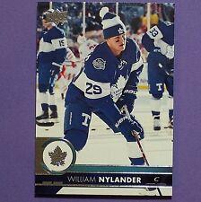 WILLIAM NYLANDER  2017/18  Upper Deck Base  #176 Toronto Maple Leafs  Phenom