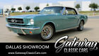 1965 Ford Mustang Convertible Dynasty Green 1965 Ford Mustang  289 Automatic Available Now!