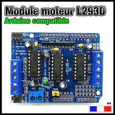 5023#  Module L293D H Pont Moteur Motor Drive Board Shield pour Arduino UNO