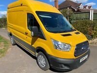 ford transit custom 2014 2.2 no vat