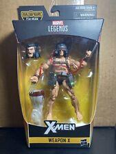 Marvel Legends - Weapon X (Caliban BAF series) - MOC - 100% complete