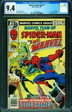 Marvel Team-up #77 CGC 9.4 MS. MARVEL - SPIDER-MAN 2070169024