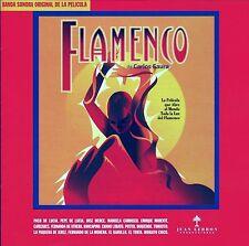 FLAMENCO DE CARLOS SAURA Banda Sonora Original de la Pelicula VERY RARE CD!