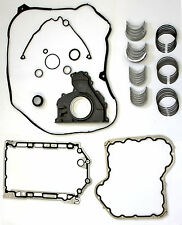 Jaguar S-Type, XF XJ 2.7D Engine Repair Kit. Bearings - Gaskets - Seals - Rings