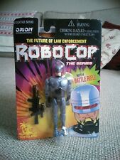 NOS Robocop The Series Figure With Battle Rifle 1995