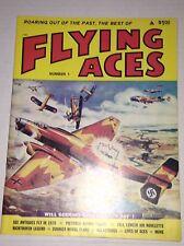 Flying Aces Magazine Richthofen Legend No.1 1970 010217RH