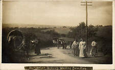 Bewdley. Hungarian Gipsies Leaving Bewdley.