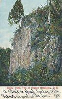 NEW JERSEY NJ – Eagle Rock Top of Orange Mountain – udb – mailed 1908