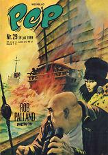 PEP 1969 nr. 29 - JOHN LENNON / ROB PALLAND (COVER HANS G. KRESSE) / COMICS