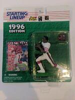 1996 Kenner Starting Lineup SLU  Jerry Rice San Francisco 49ers