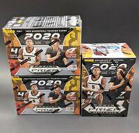 2020 PANINI PRIZM NBA LOT of 3 Draft Picks Basketball Blaster Boxes NEW