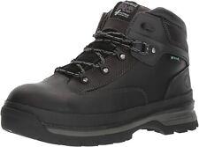Timberland PRO Men's Euro Hiker Waterproof Alloy Toe Work Boots Black TB0A1HBT