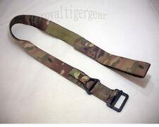 Blackhawk style CQB Emergency Rescue Rigger Belt - Multicam Camo