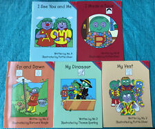 The Letter People Learning Books Abrams Learning Trends Alphabet Letters