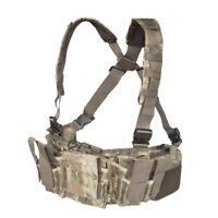 Tactical Combat Rapid Assault Chest Rig Harness Vest Magazine Pouches Camouflage