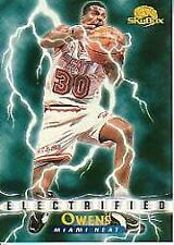 *Billy Owens collection 43 different cards to pick from