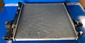 PAC PLASTIC TANK / ALUMINIUM CORE  RADIATOR PR2262