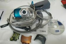 Canon PowerShot D10 underwater camera - not working with lots of accessories