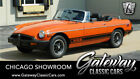 1980 MG MGB  Orange 1980 MG MGB  1.8l 4-Cylinder 4 speed Manual Available Now!