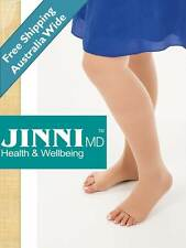 Compression Stockings Thigh High Stay Ups By Jinni MD NEW