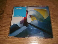 """THE MUSIC """" FREEDOM FIGHTERS """" 2 TRACK CD SINGLE - UK FREEPOST"""