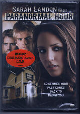 SARAH LANDON AND THE PARANORMAL HOUR new dvd RISSA WALTERS BRIAN COMRIE