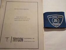Trygon Cr20-150 S4828 Intermediate Regulation Series Instruction Manual