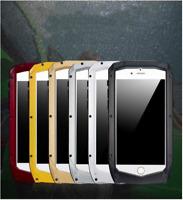 Waterproof SHOCKPROOF Metal Aluminum Gorilla Cover Case For APPLE iPhone 6/6s/7