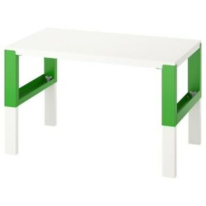 Brand New IKEA PAHL Green Height Adjustable Desk Table 37 3/4x22 7/8 391.289.41