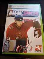NHL 2K8 for XBOX360 - Factory Sealed