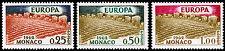 Monaco Scott 507-509 (1962) Mint VLH VF Complete Set B