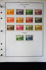 Norfolk Islands Vintage Stamp Variety Collection