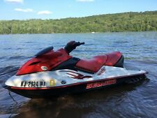 Sea-Doo Wake Edition 155 Waverunner Jetski Low Hrs Trailer Included