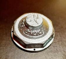 Überströmkappe für Gaszähler G2.5 G4 G6 DN 25   2 Zoll Kappe