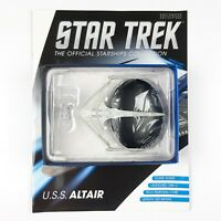 Star Trek Starship Collection USS ALTAIR Model Bonus Exclusive Eaglemoss NEW