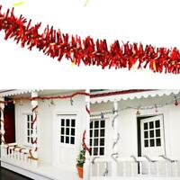 1:12 Dollhouse Christmas House Wire Decorative Color Strips Accessories Decorate