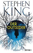 Der Outsider von Stephen King (27.08.2018, Hardcover)