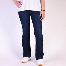 Levi's 715 Bootcut blau Damen stretch Jeans 30/32