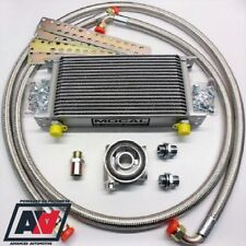 Mocal 13 Row Oil Cooler Kit Hispec Universal Competition 80 Deg Thermostat ADV