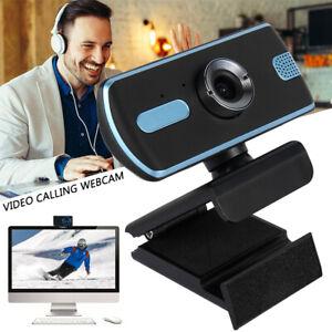 HD USB 2.0 Webcam Mit 1080P Mikrofon Computerkamera für MAC PC Computer