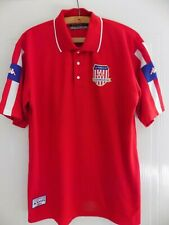 Los Angeles 1932 1984 Summer Olympic Games Shirt Jersey Top Mens Rare Red Kappa