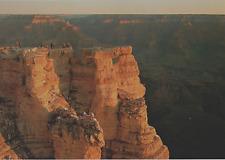 Old Postcard: GRAND CANYON, Arizona,United States.