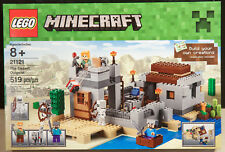 LEGO Minecraft The Desert Outpost (21121) New Sealed Box